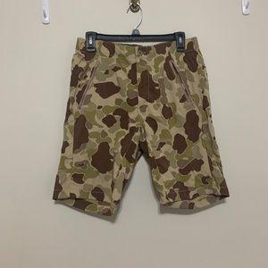 NWT Five Four Modern Camo Shorts